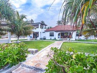 Magnolia Villa - Matemwe beach house