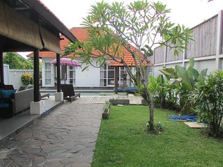 Pascal's Villa, Tropical 3 bedroom Villa, Canggu