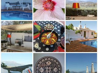 Viva Andalucia! Your happy hideaway near Malaga, Colmenar