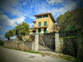 Landhaus im Olivenhain - Meerblick. Für 12-16 Pers, Marina di Ascea
