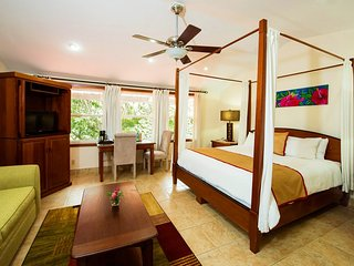 Luxurious Garden, Balcony, or Regal room- SIRH, San Ignacio