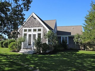 Situated in an open meadow, with summer breezes., Edgartown