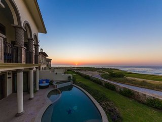 5th Night Free Special, Oceanfront Private Villa on Cabo del Sol Golf Course