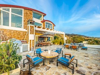 Broad Beach, Sleeps 12, Malibú