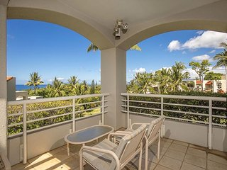 Palms at Wailea #1005 Panoramic Ocean Views 1Bd 2Ba Sleeps 4  Great Rates!