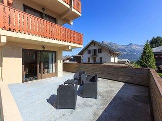 Appartement 2 Chambres avec 60m2 Terrasse