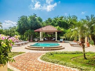 Tamarindos , Casa de campo villa