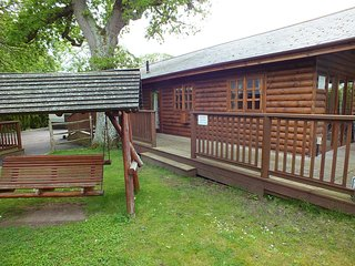 Herston Log Cabin Oaks Cabin, Swanage
