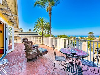 20% OFF MAR - Amazing Ocean Views - Walk to La Jolla Shops & More