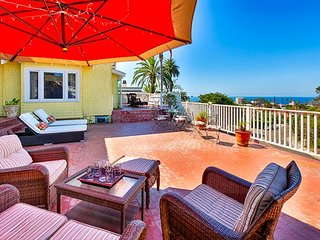 Amazing Ocean Views, Walk to La Jolla Shops & More