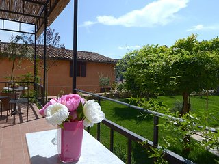 Elegant Historic Villa/Splendid Private Garden wit, Panicale
