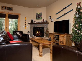 Mountain Townhome - Great Views - Free on Demand Ski Shuttle