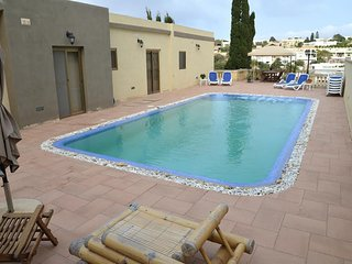 Amazing 4 bedroom Villa with Pool Air Conditioned, Mellieha