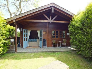Herston Log Cabin Cherry Cabin, Swanage