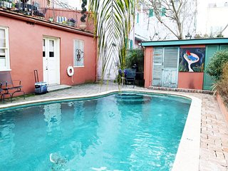 Ursulines One-Bedroom Vacation Condo 6A, New Orleans