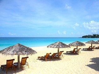 Frangipani Beach Resort - Standard Luxury Rooms, Anguila