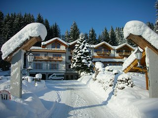 Wohnung 'Sonnenschein' im Gartenhotel Rosenhof bei Kitzbuhel