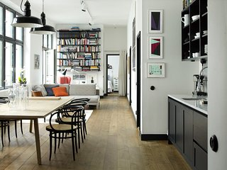 Designer apartment, in city, Stockholm