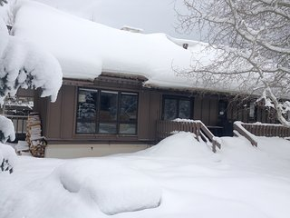 Great Vail Location! Charming 4 br mtn home in Lionshead, 120 yds to the slopes!