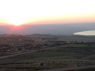 Amazing Galilee View