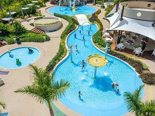 Master Room in the luxurious Sea Garden Vidanta Resort in Nuevo Vallarta
