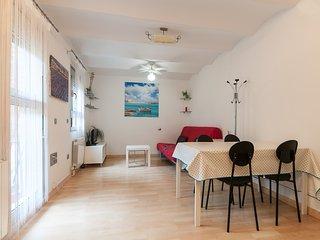 Fonthonrada: Cozy 1 bedroom central apartment, Barcelona