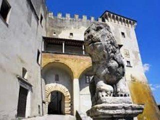 Pitigliano, Orsini fortress