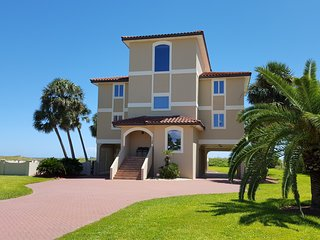 A Dream To Sea, Luxurious Beachfront, 5BR/5.5BA, St. George Island