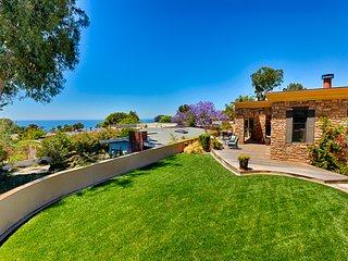 Luxury Ocean View Home. Walk to village/beach., Del Mar