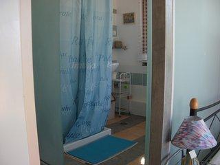 Methoni-Charly Point Villa,1 room ground floor/1st or 2nd floor/above groundpool