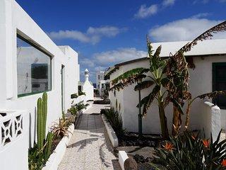House Blanca de Las Salinas, Teguise