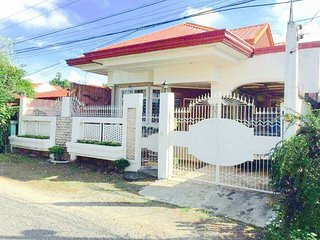 Big elegant house for holiday, Tagum City
