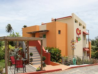Fusion Beach Villas Boutique Suite - Stay*Love*Play at Jobos Beach in Isabela PR
