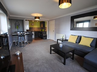 Citadel Quay Holiday Apartment - Ayr Beach