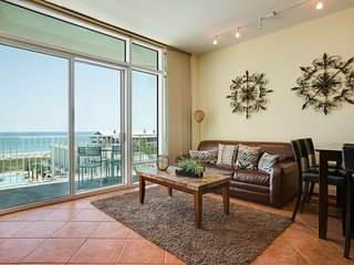 Sapphire SPI Luxury Oceanview Condo: 3BR/2BA, South Padre Island