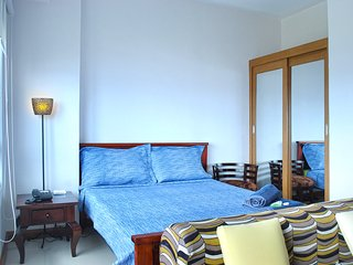 Relaxing Studio Apartment in Amisa Mactan, Cebu