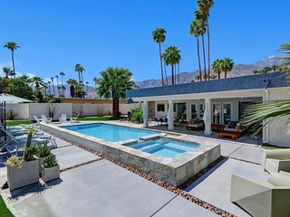 Deepwell Modern Retreat, Palm Springs