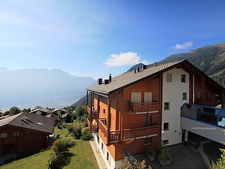 3 bedroom Apartment in Ovronnaz, Valais, Switzerland : ref 2252783