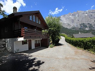 3 bedroom Villa in Ovronnaz, Valais, Switzerland : ref 2252787