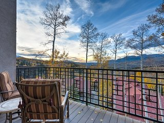 Townhome close to Mountain Village core, mountain views - Sophia Highlands