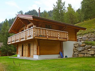 3 bedroom Villa in Ovronnaz, Valais, Switzerland : ref 2296543