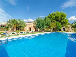 TORRE MARINA (ALGA MARINA) - Villa for 10 people in Ses Covetes