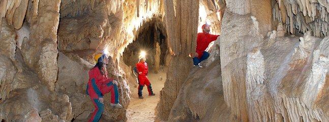 Castellana caves, destination of our tour