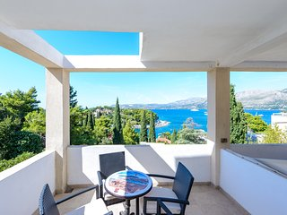 One bedroom Apartment with amazing view (A2), Cavtat
