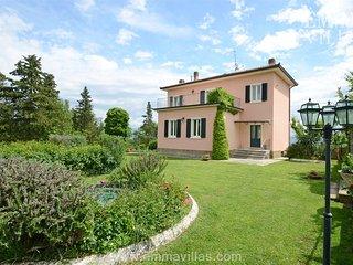 Villa Vittoria d'Anghiari 7+3, Rignano sull'Arno