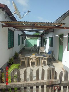 Terrace with Suncover