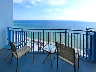 OPEN 8/26-9/2! CALL NOW !10TH FLOOR UNIT FOR 10!GREAT VIEWS!!, Panama City Beach