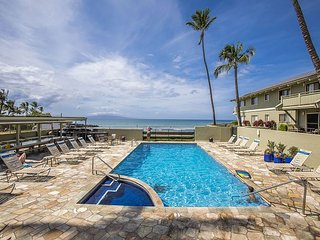 Shores of Maui #105 Steps from Charley Young Cove, 2/2, Full A/C, Sleeps 6