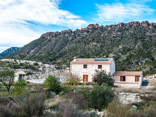 Casa Buena Vista, Abaran