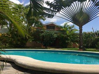 Las Terrenas - Residence les Hibiscus villa 2